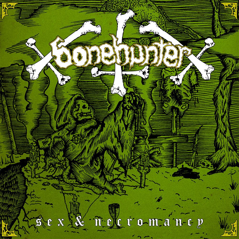 Review for Bonehunter - Sex & Necromancy
