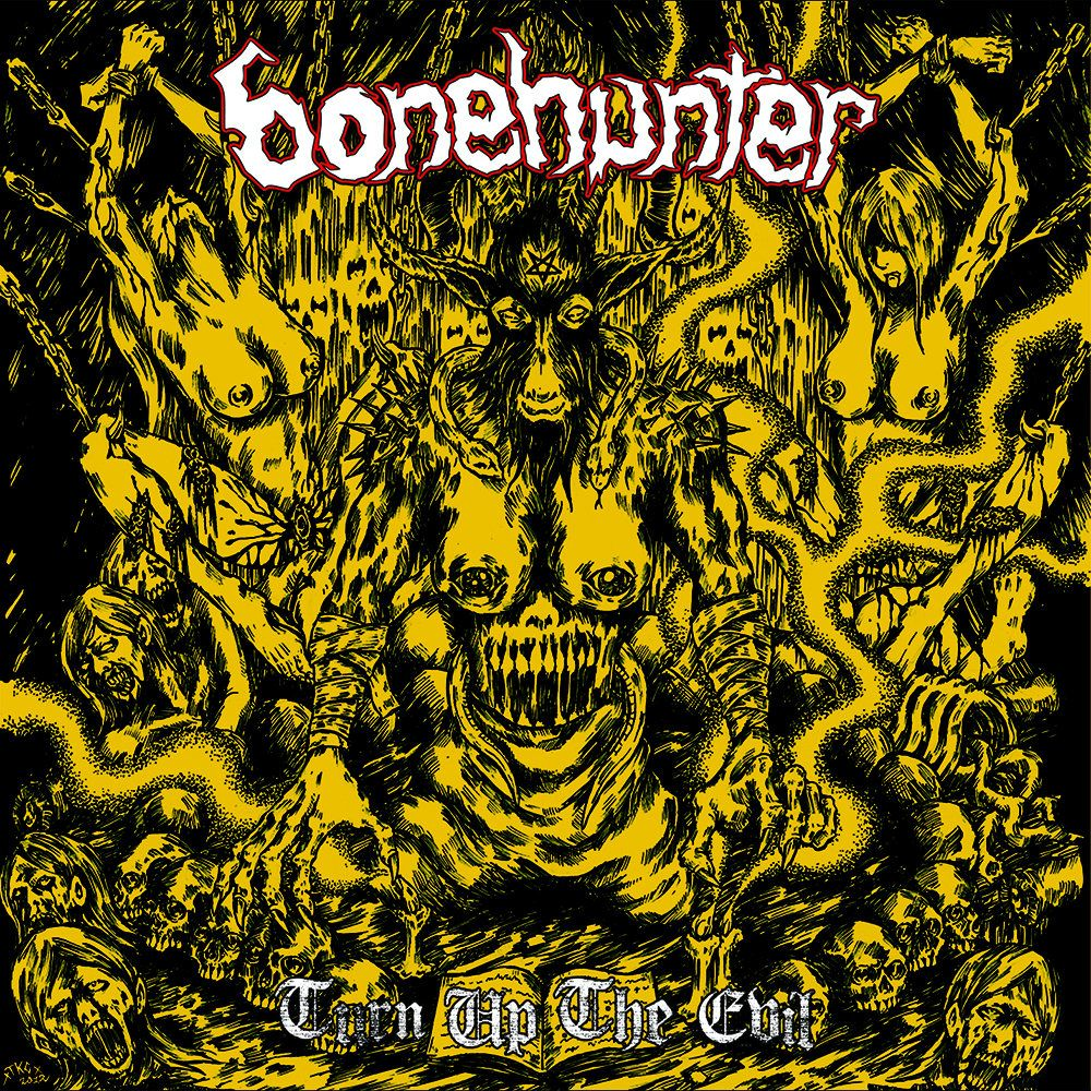 Review for Bonehunter - Turn Up the Evil