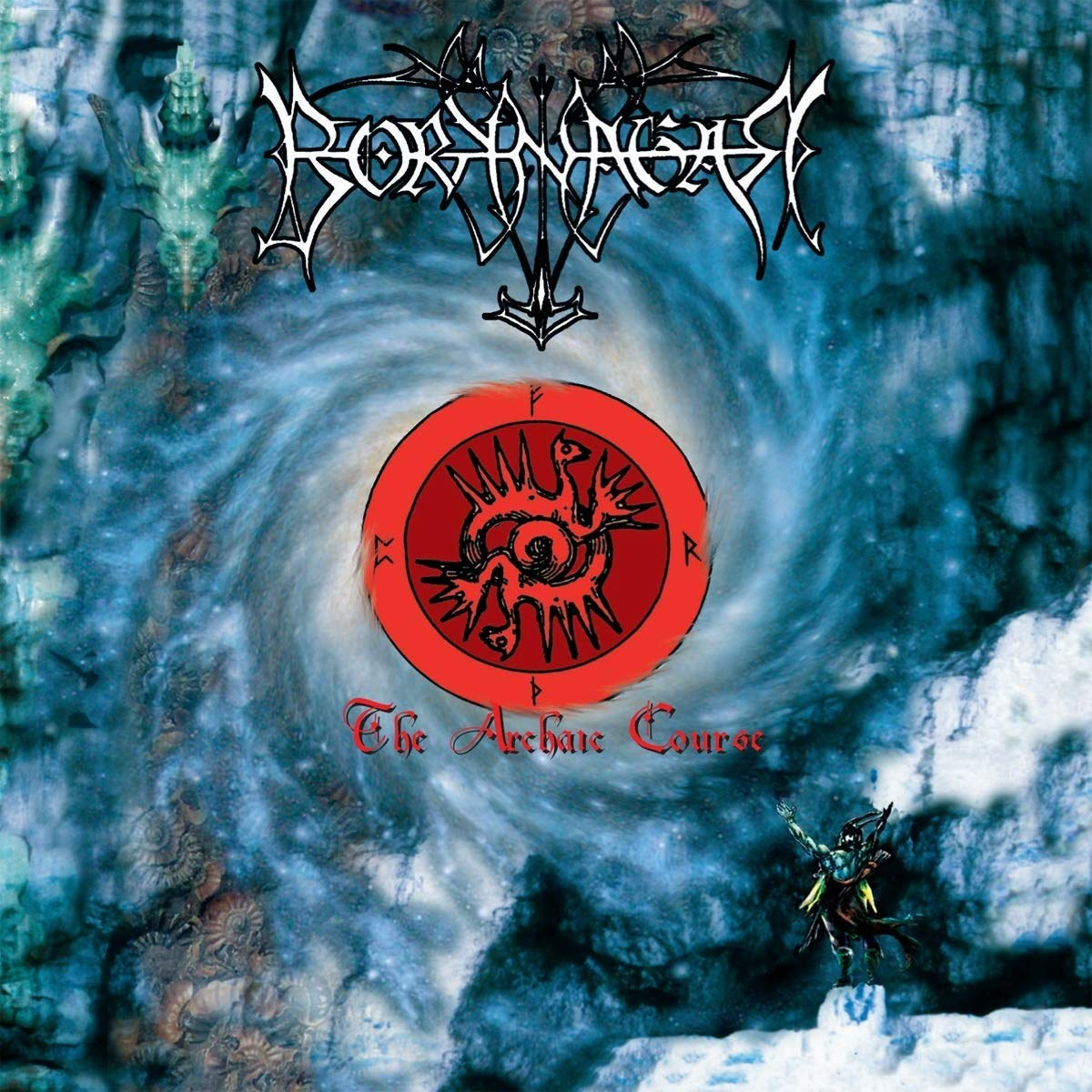 Review for Borknagar - The Archaic Course