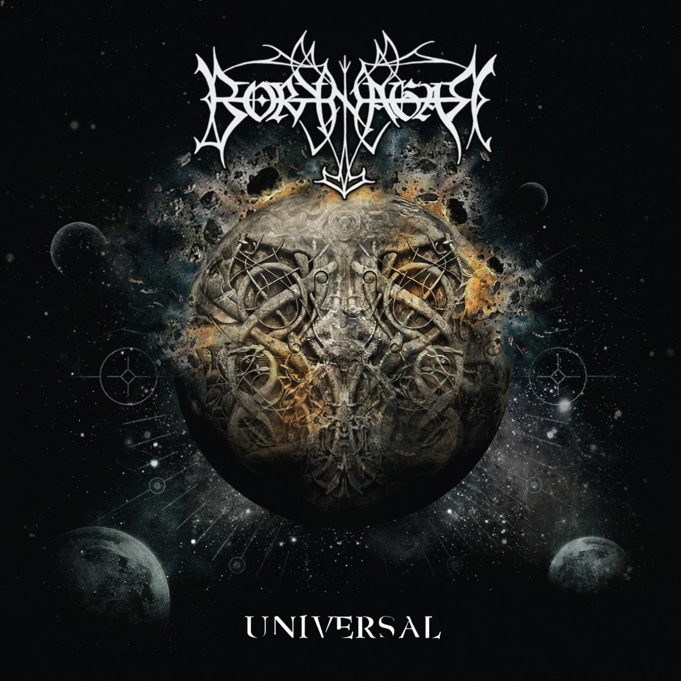 Review for Borknagar - Universal