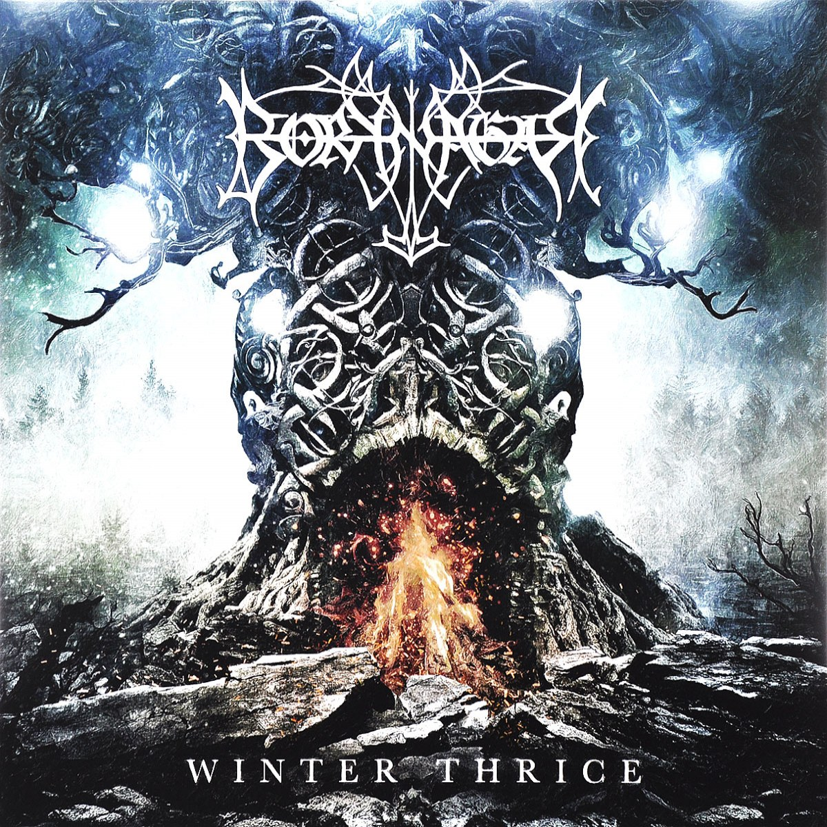 Review for Borknagar - Winter Thrice
