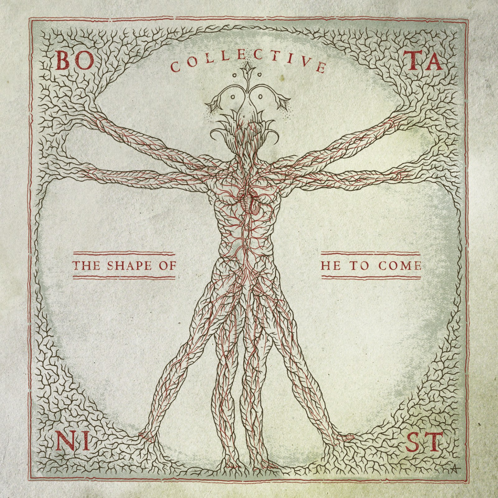 Review for Botanist - Collective: The Shape of He to Come