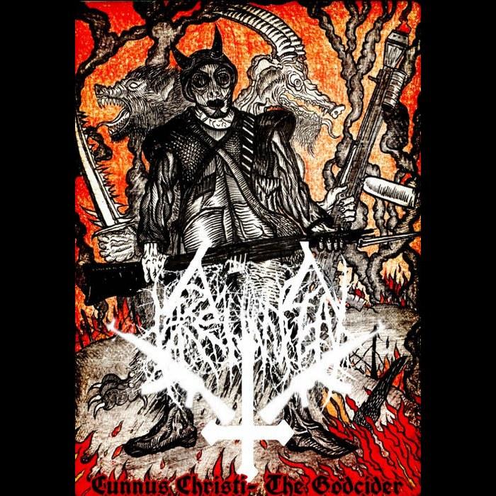 Brennofen - Cunnus Christi - The Godcider