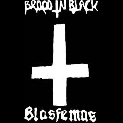 Review for Brood in Black - Blasfemas