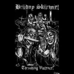 Review for Brüdny Skürwiel - Thrashing Violence!