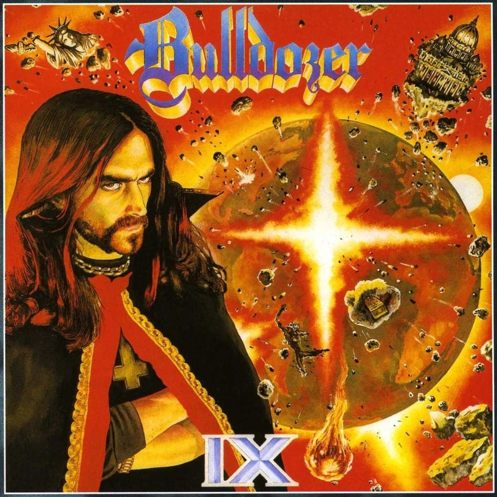 Review for Bulldozer - IX