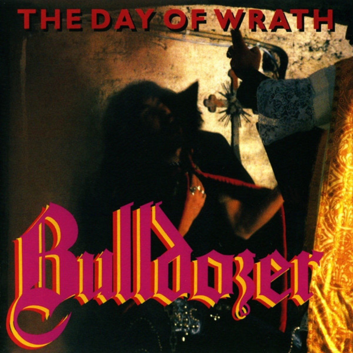 Review for Bulldozer - The Day of Wrath