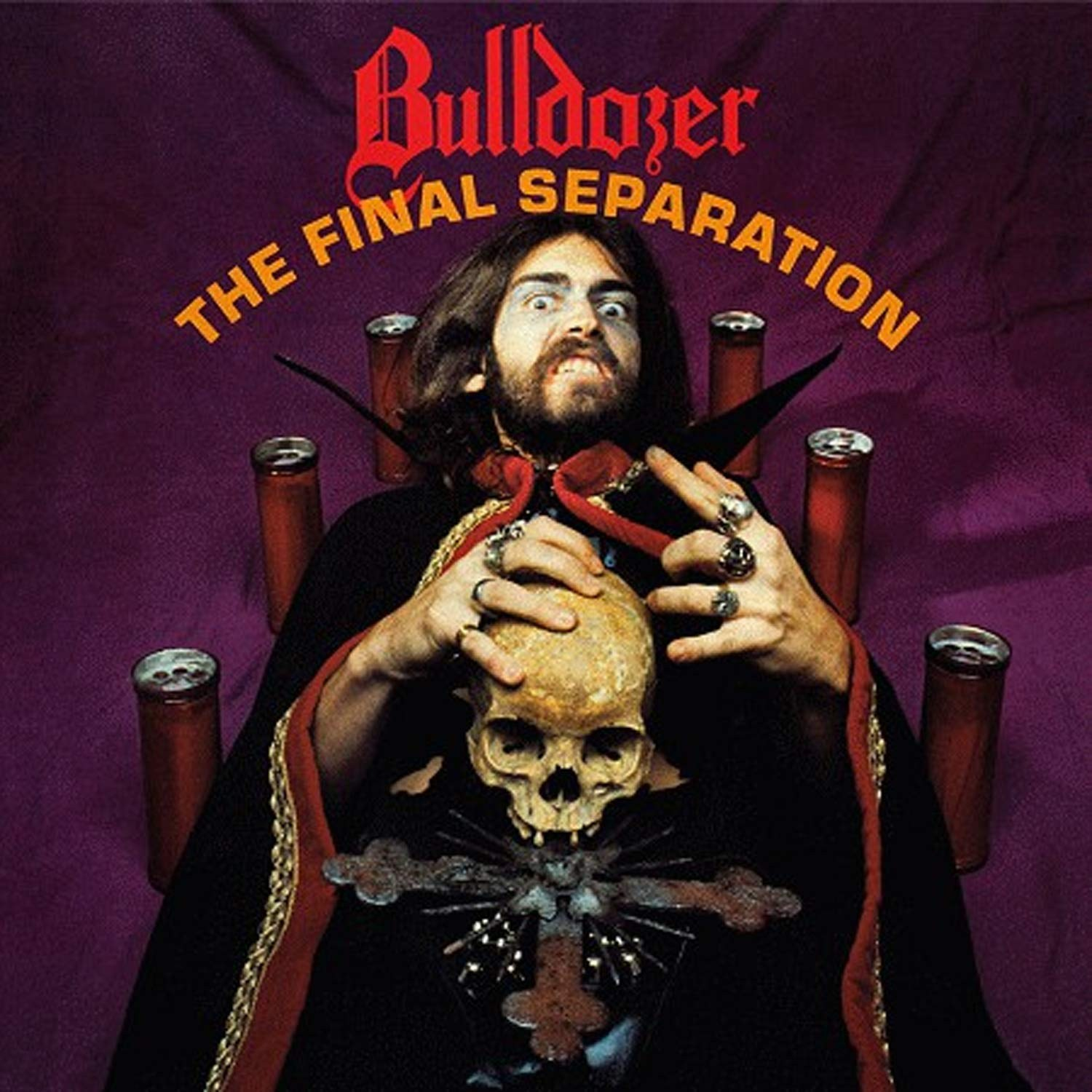 Review for Bulldozer - The Final Separation