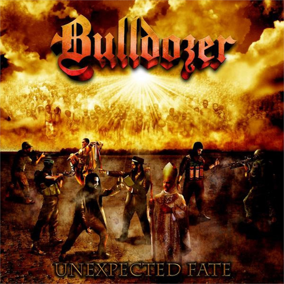 Review for Bulldozer - Unexpected Fate
