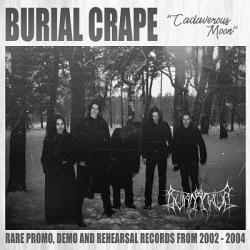 Review for Burial Crape - Cadaverous Moon
