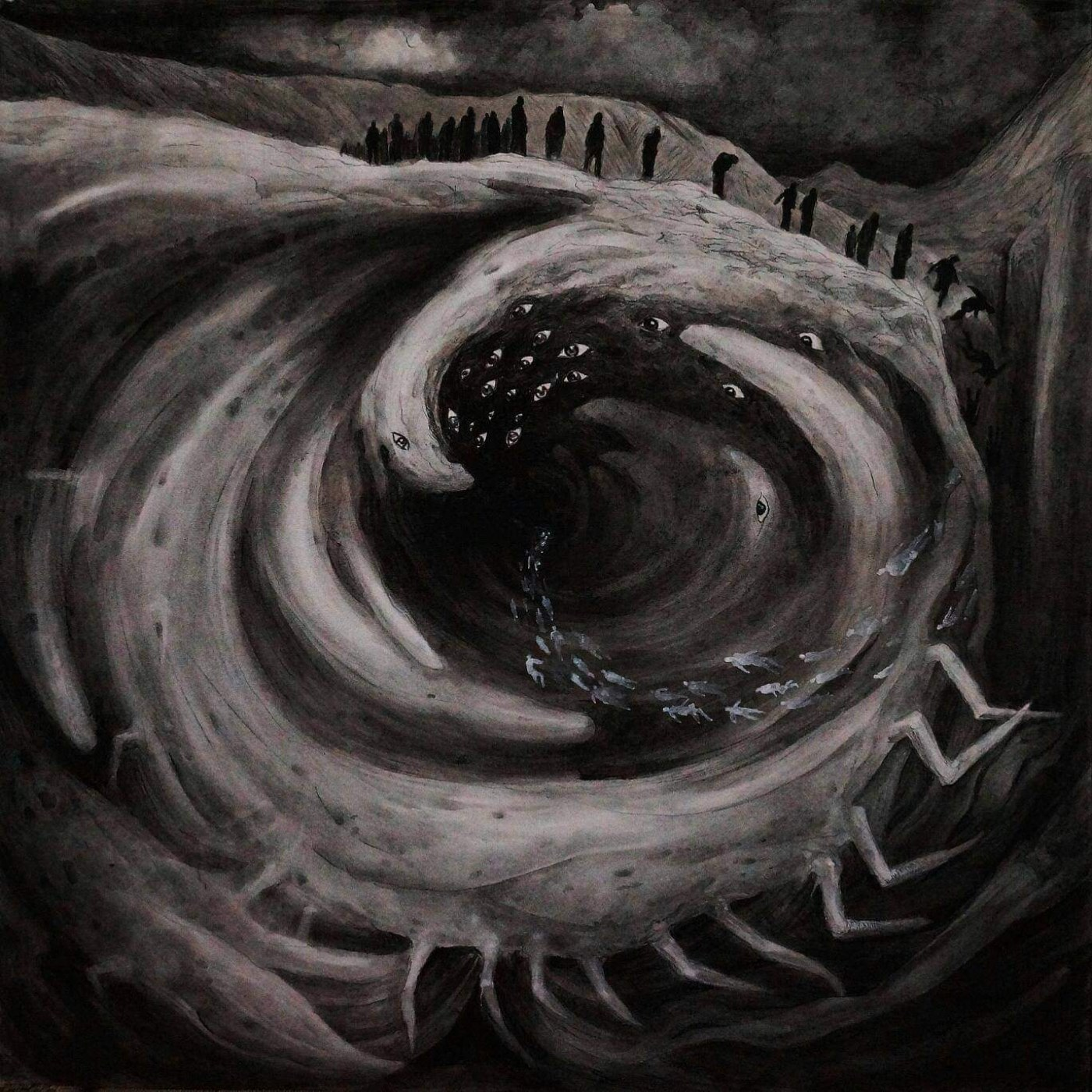 Review for Burial Hordes - Θανατος αιωνιος (The Termination Thesis)