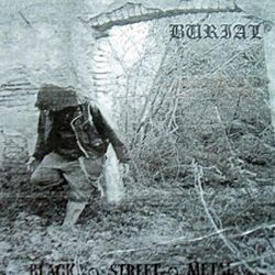 Review for Burial (URY) - Black Street Metal