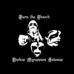 Review for Burn the Church - Darkos Agressum Satanas