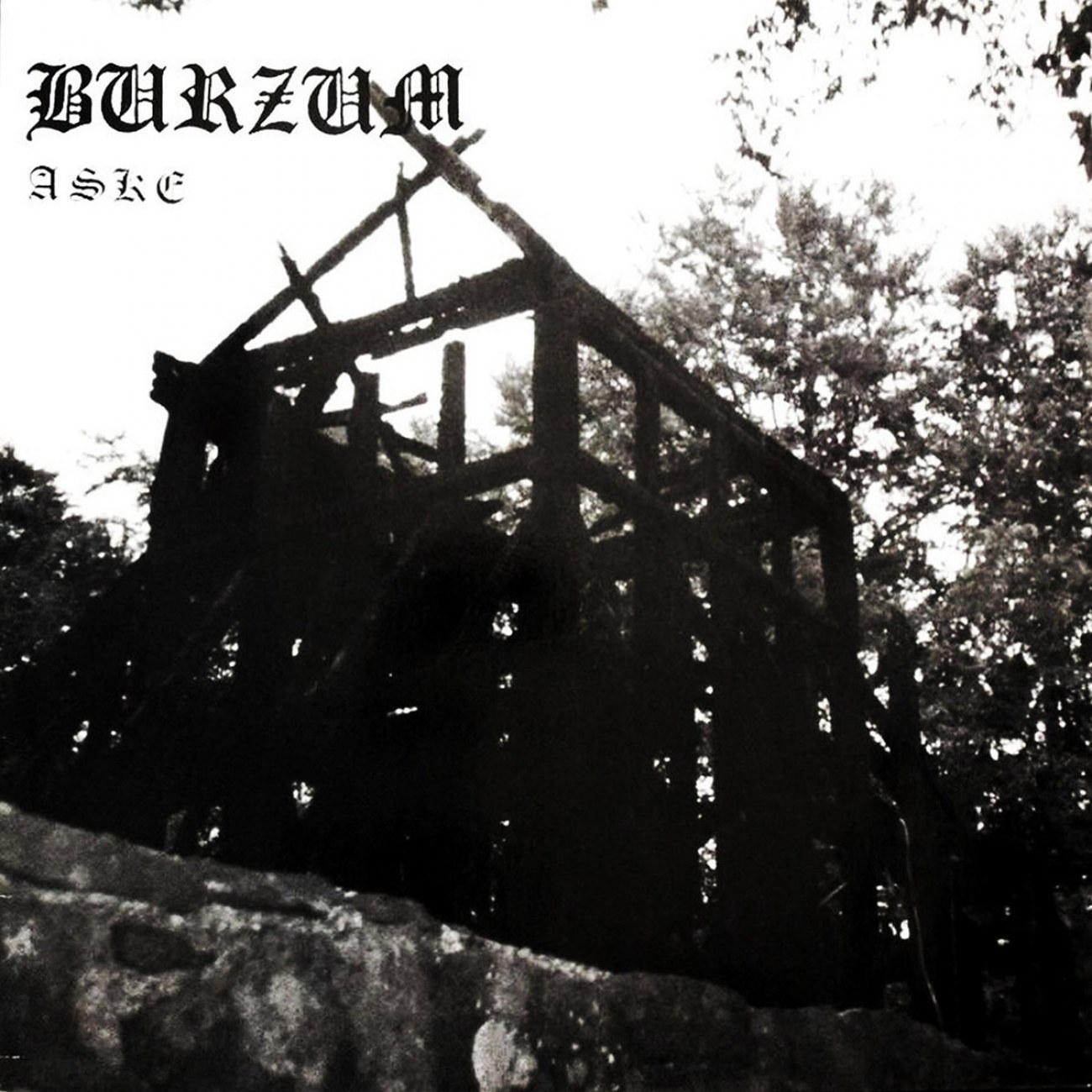 Review for Burzum - Aske