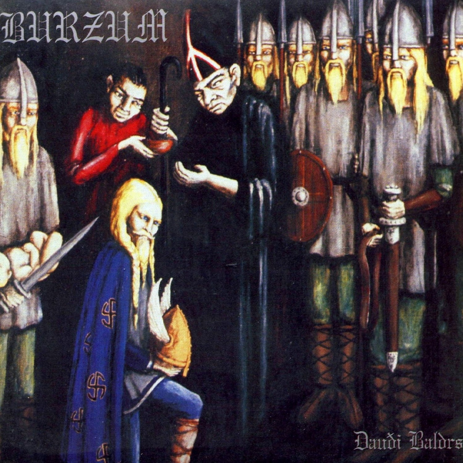 Review for Burzum - Dauði Baldrs