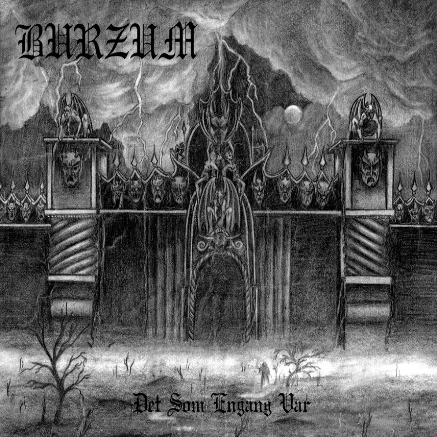 Review for Burzum - Det Som Engang Var