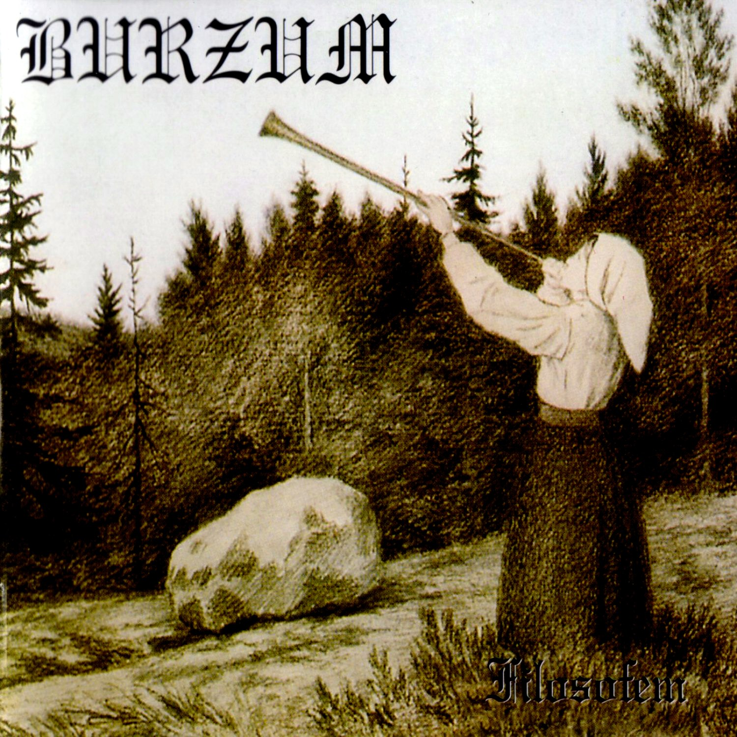 Review for Burzum - Filosofem