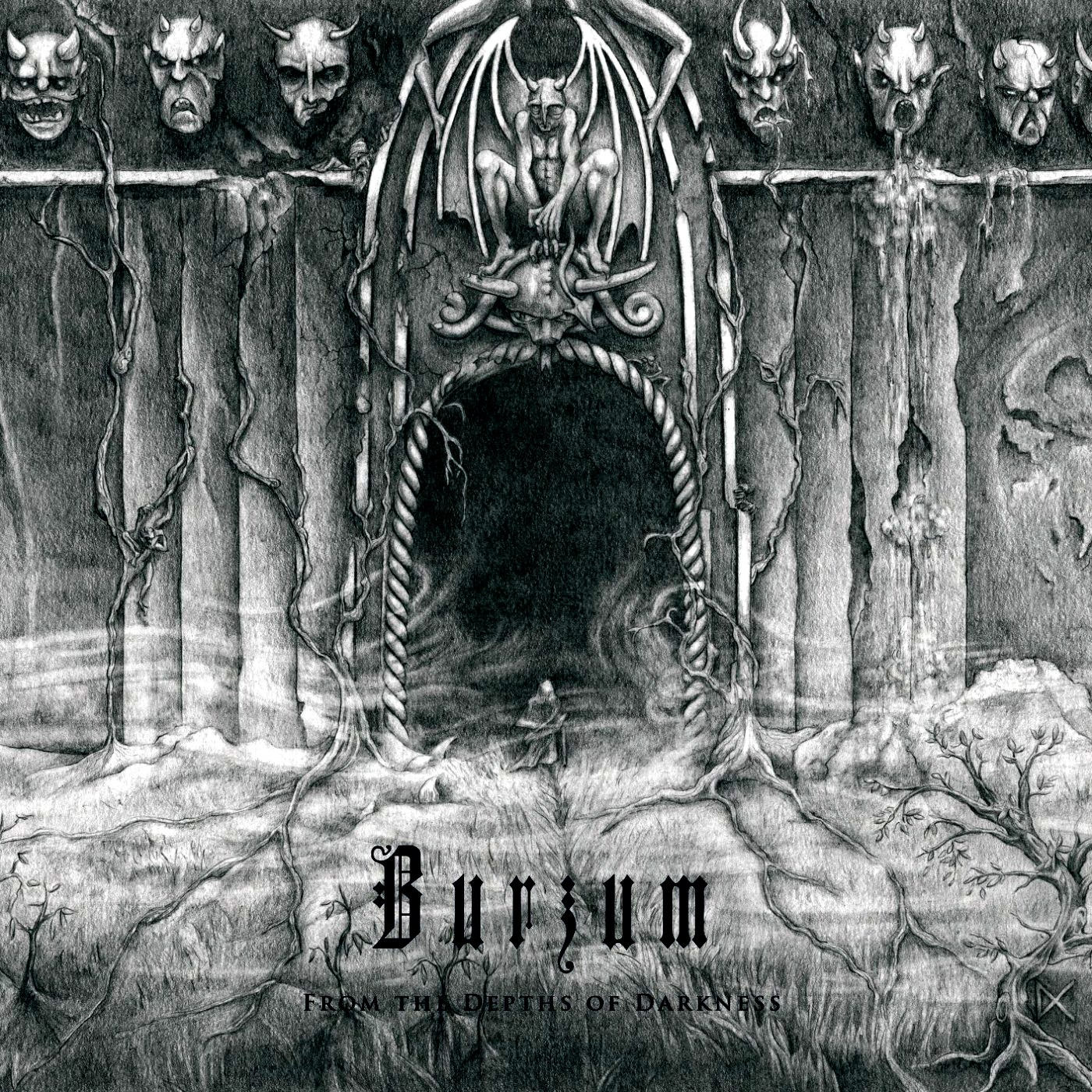 Review for Burzum - From the Depths of Darkness
