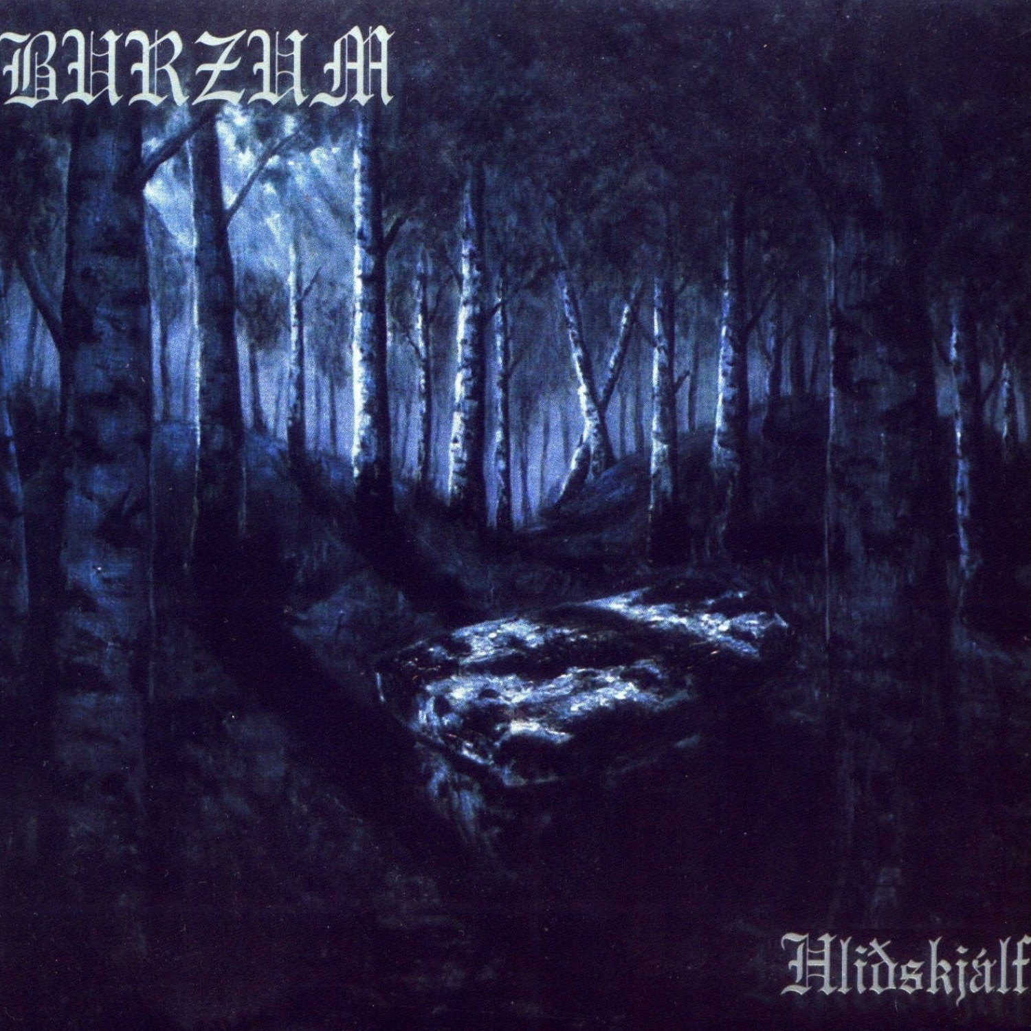 Review for Burzum - Hliðskjálf