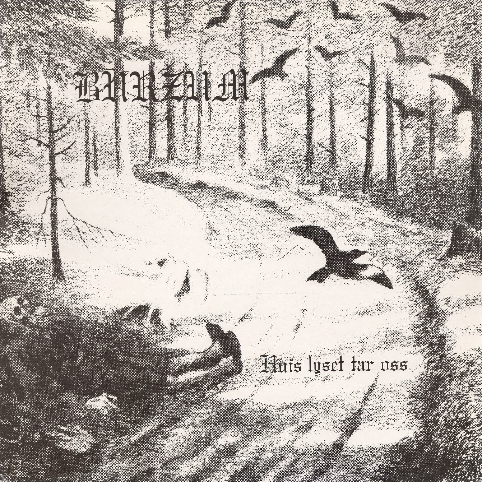 Review for Burzum - Hvis Lyset Tar Oss