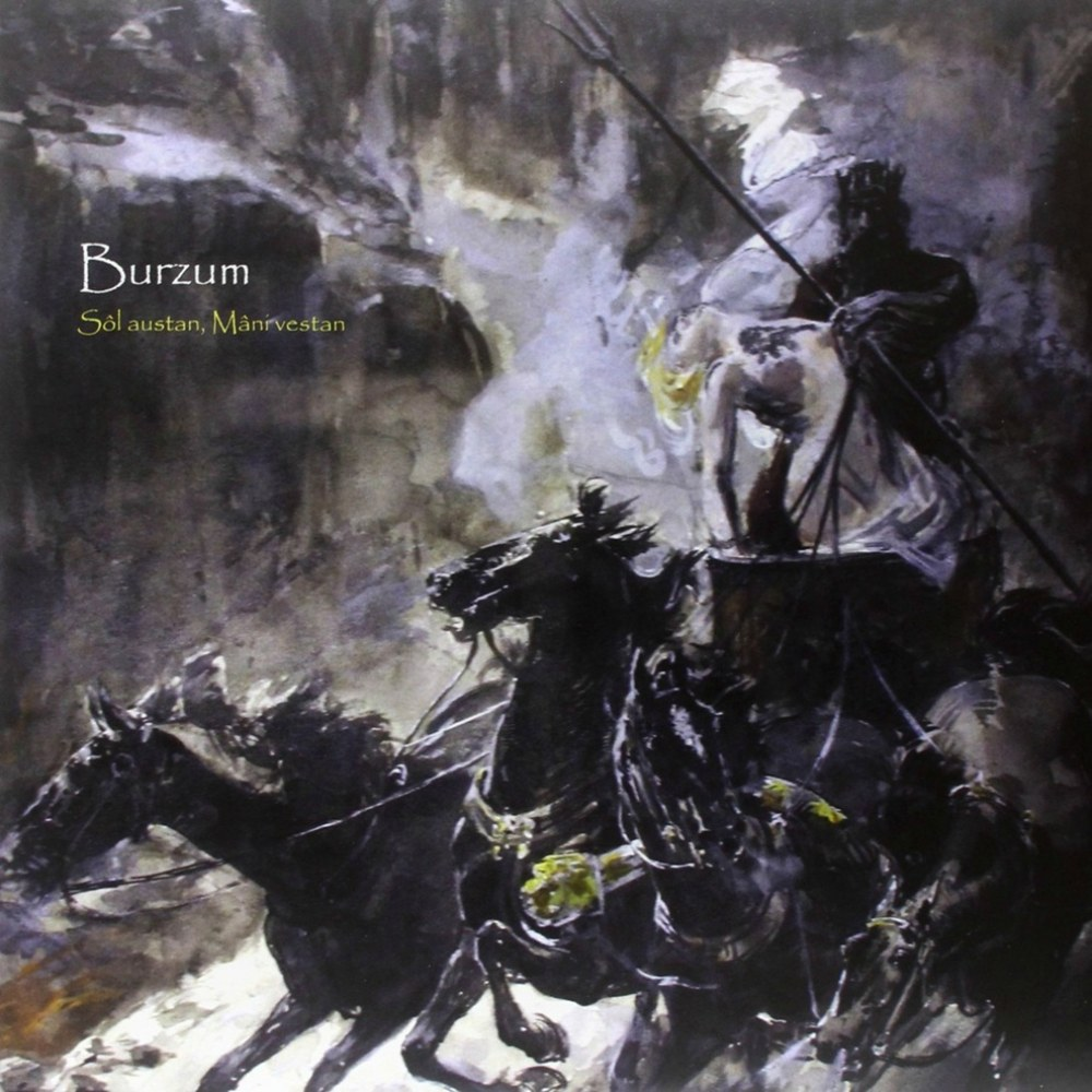 Review for Burzum - Sôl Austan, Mâni Vestan
