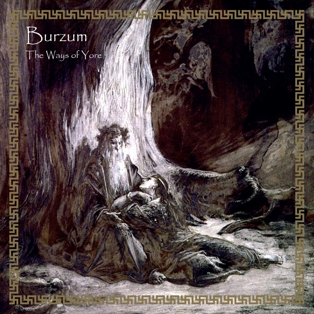 Review for Burzum - The Ways of Yore