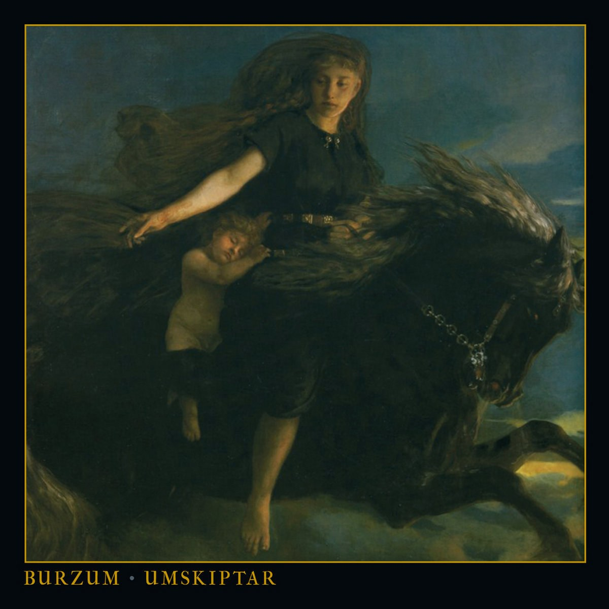 Review for Burzum - Umskiptar