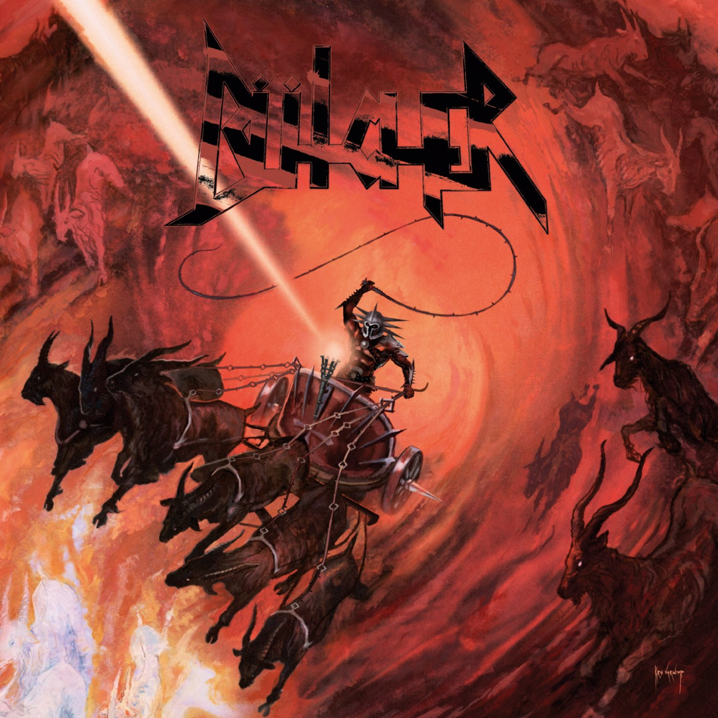 Review for Bütcher (BEL) - 666 Goats Carry My Chariot