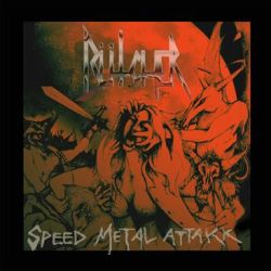 Review for Bütcher (BEL) - Speed Metal Attakk