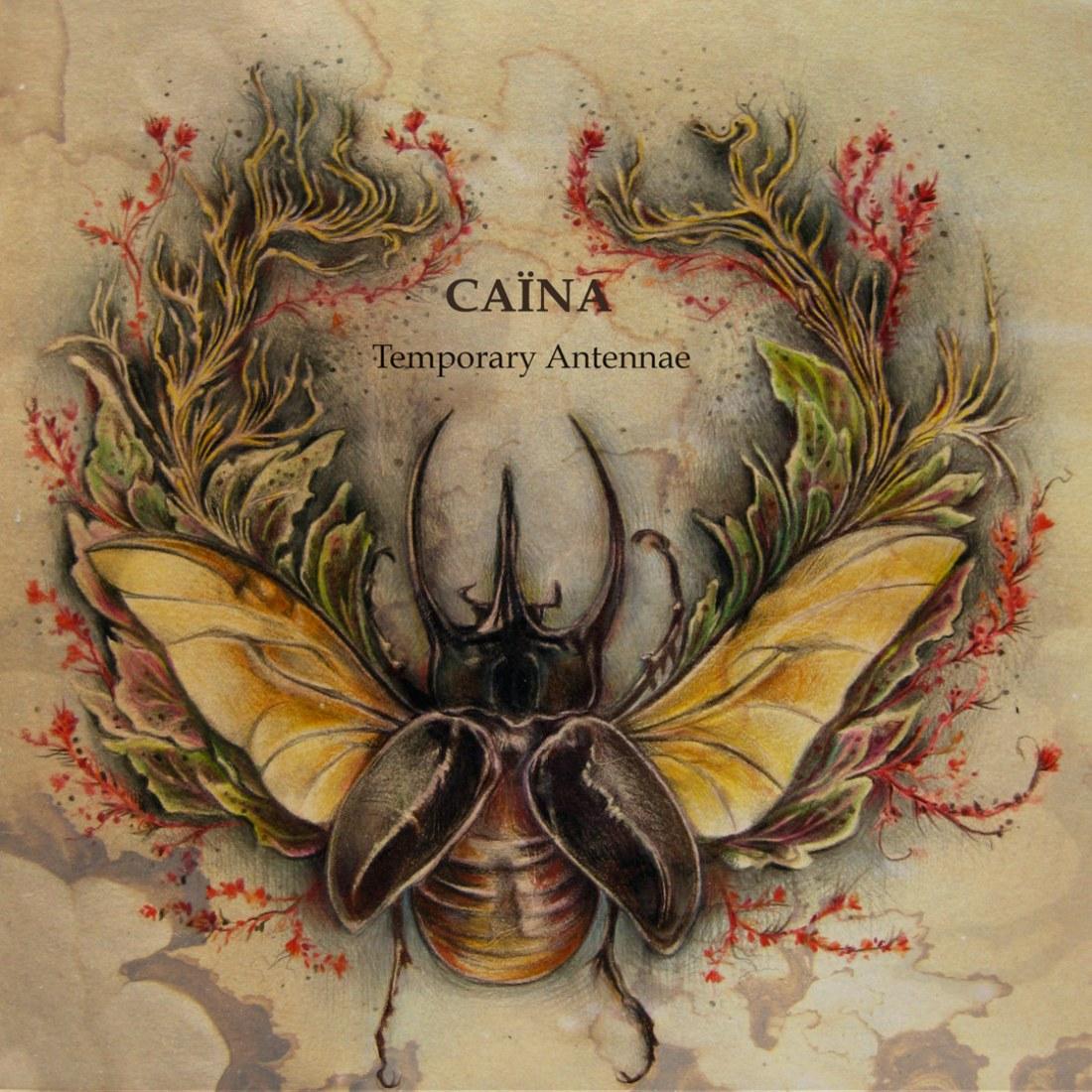 Review for Caïna - Temporary Antennae
