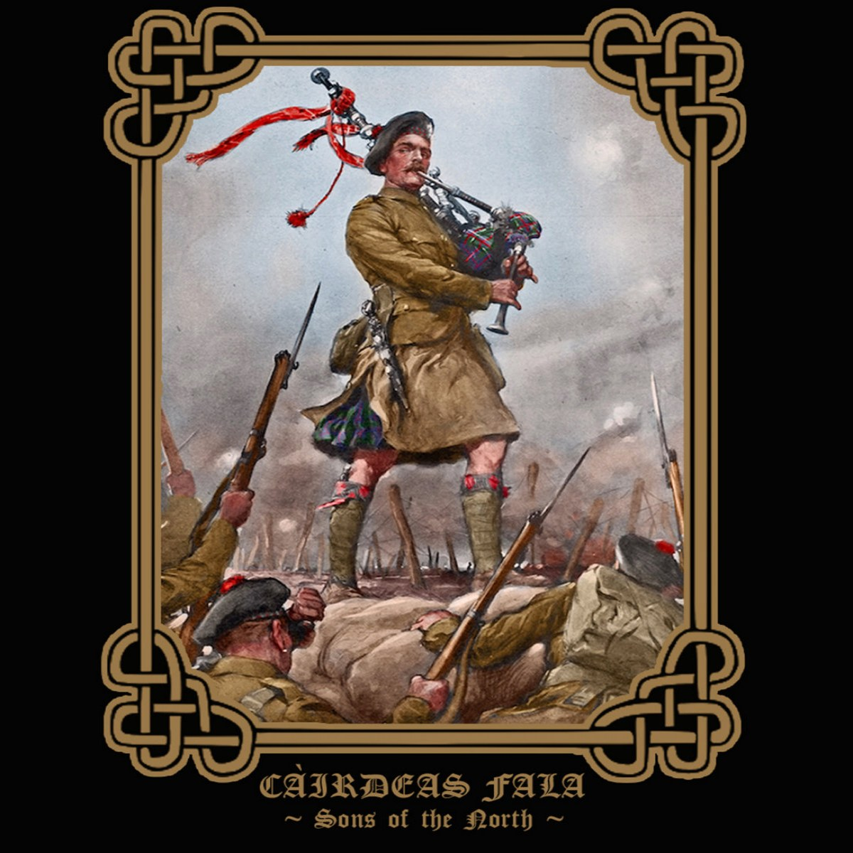 Review for Càirdeas Fala - Sons of the North