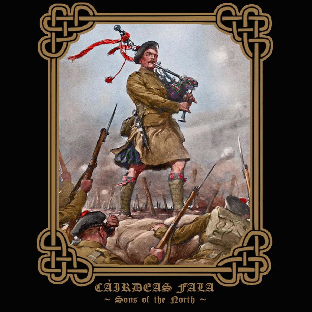 Càirdeas Fala - Sons of the North
