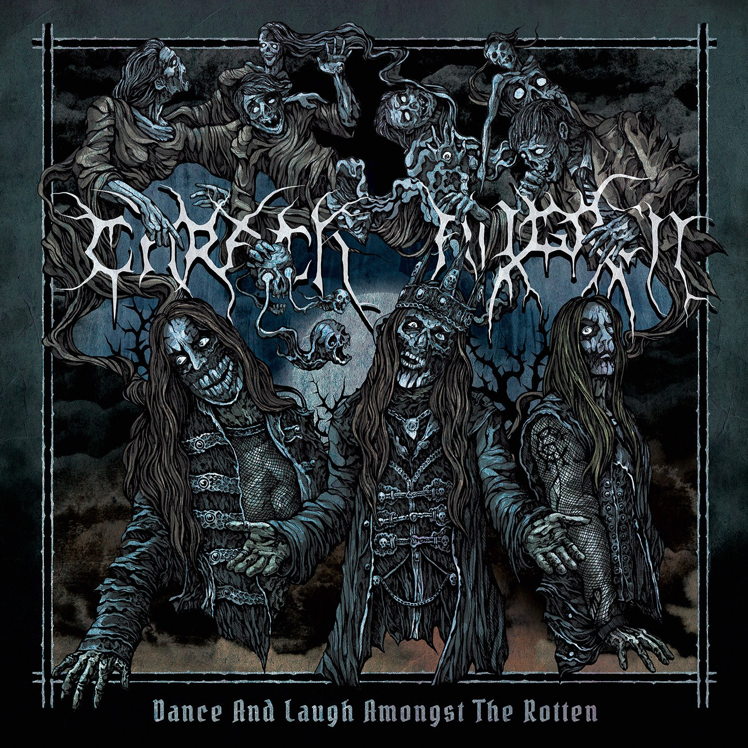 Review for Carach Angren - Dance and Laugh Amongst the Rotten
