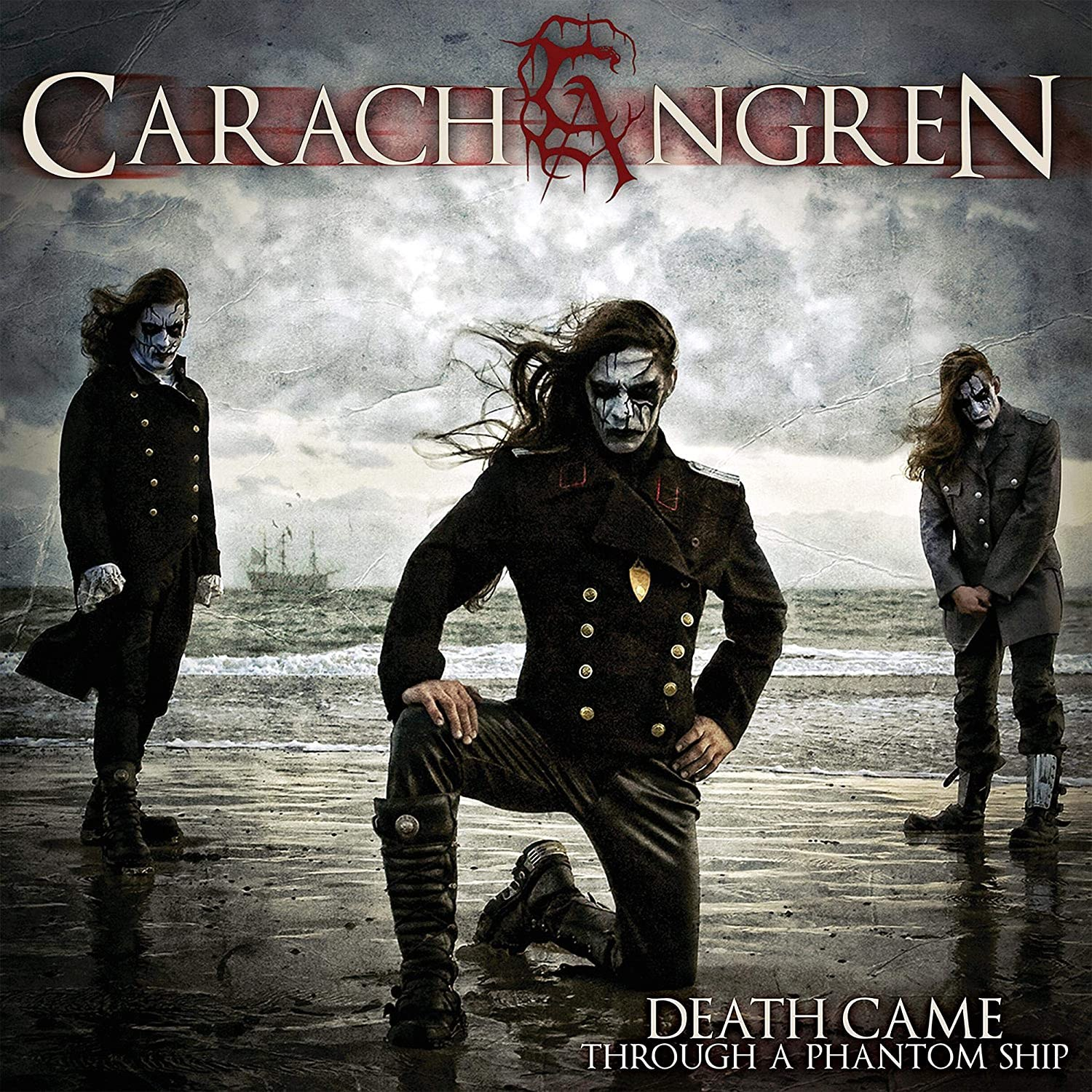 Review for Carach Angren - Death Came Through a Phantom Ship