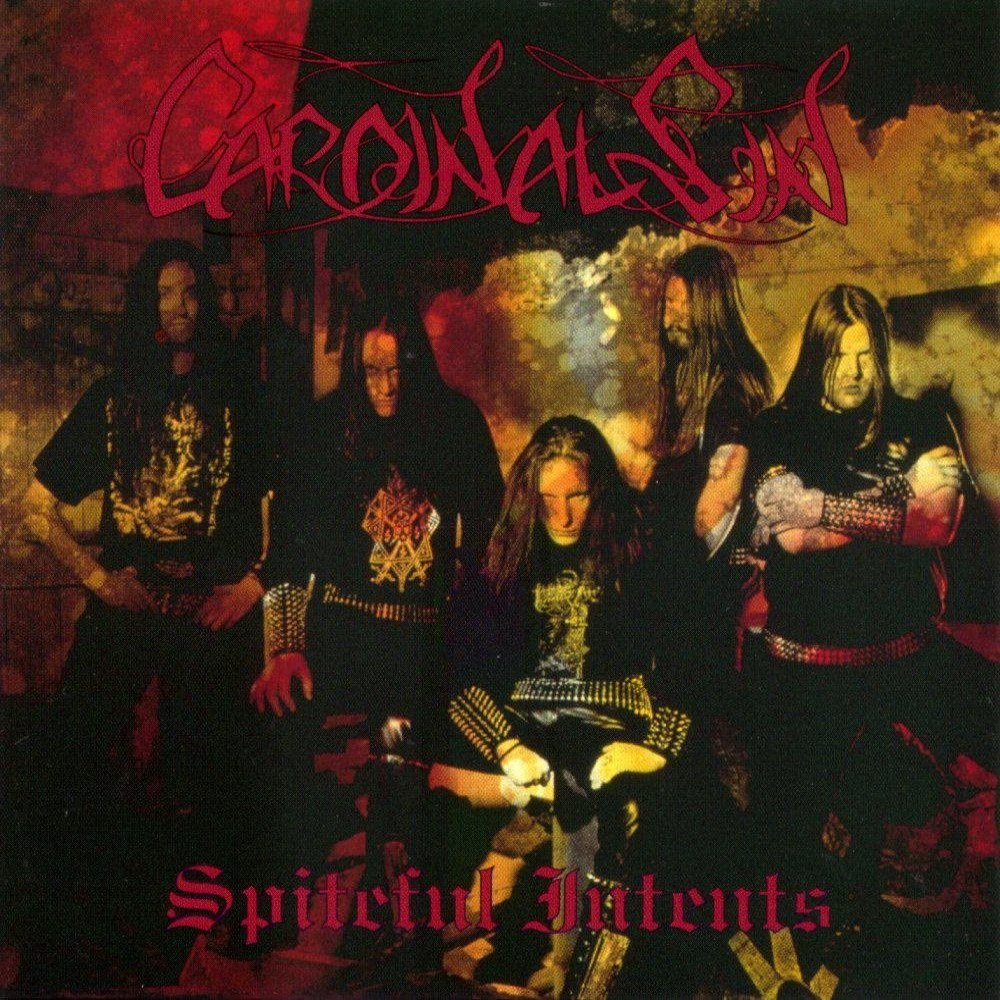 Review for Cardinal Sin - Spiteful Intents