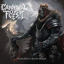 Review for Carnival of Flesh - Stories from a Fallen World