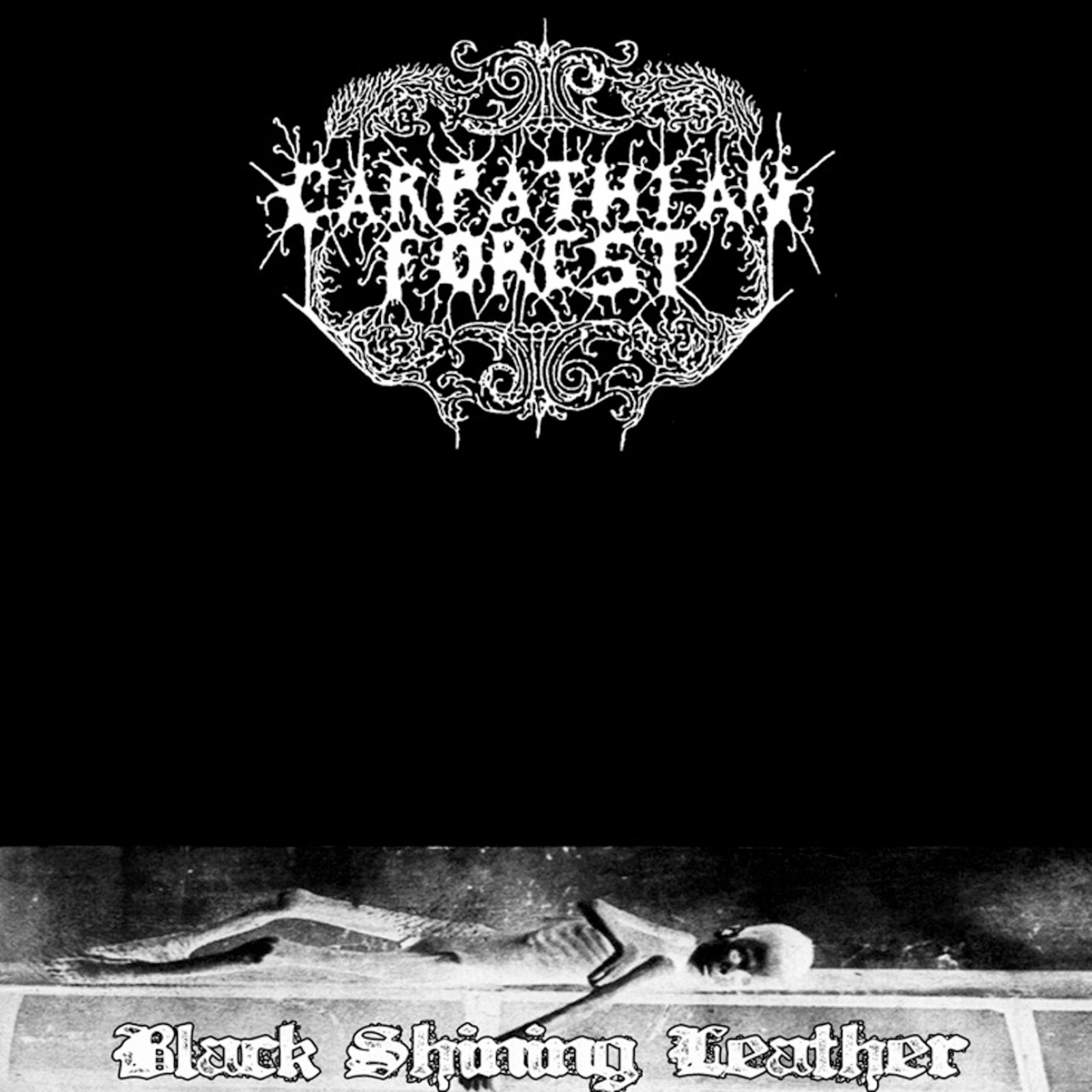Review for Carpathian Forest - Black Shining Leather