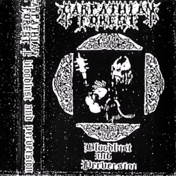 Reviews for Carpathian Forest - Bloodlust and Perversion