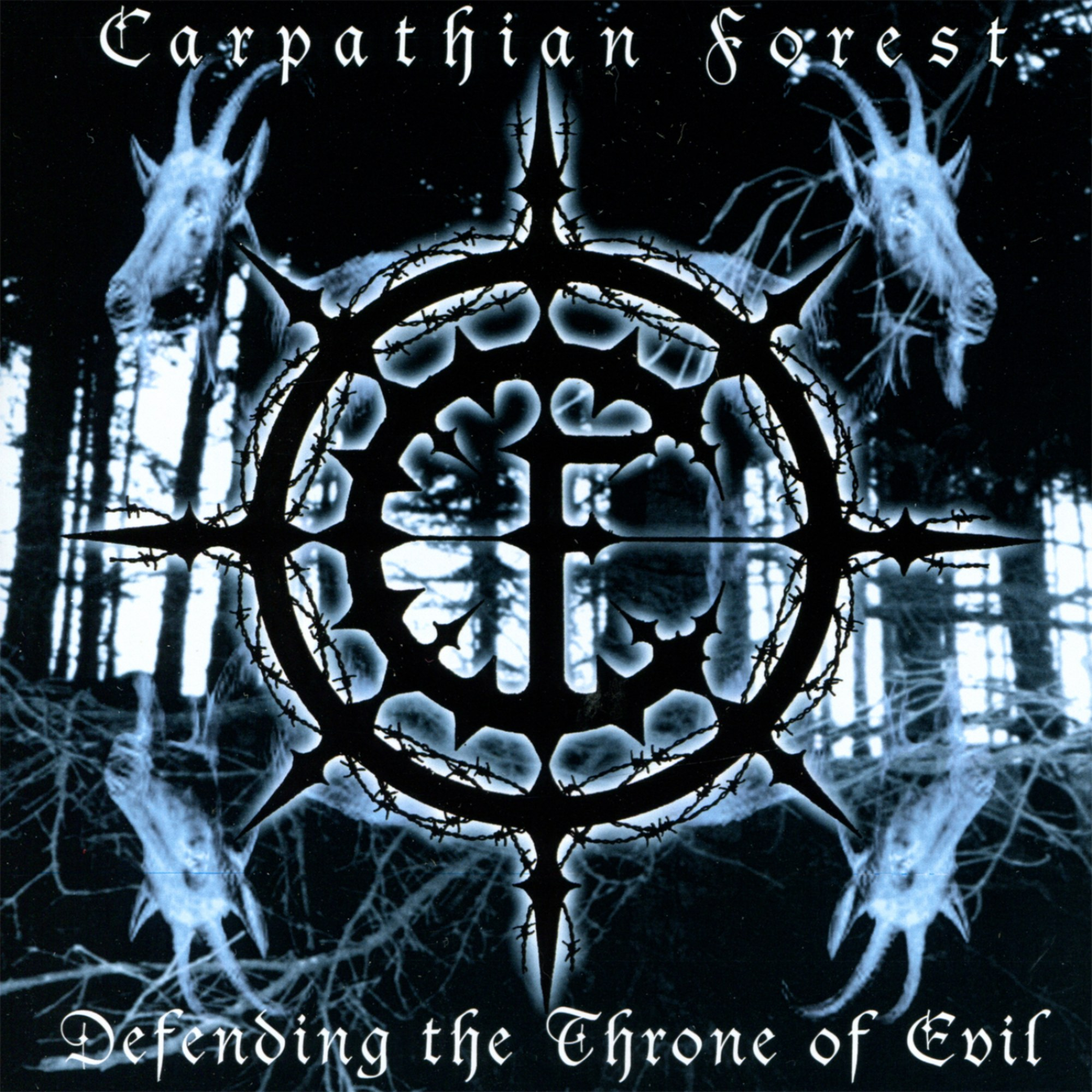 Review for Carpathian Forest - Defending the Throne of Evil