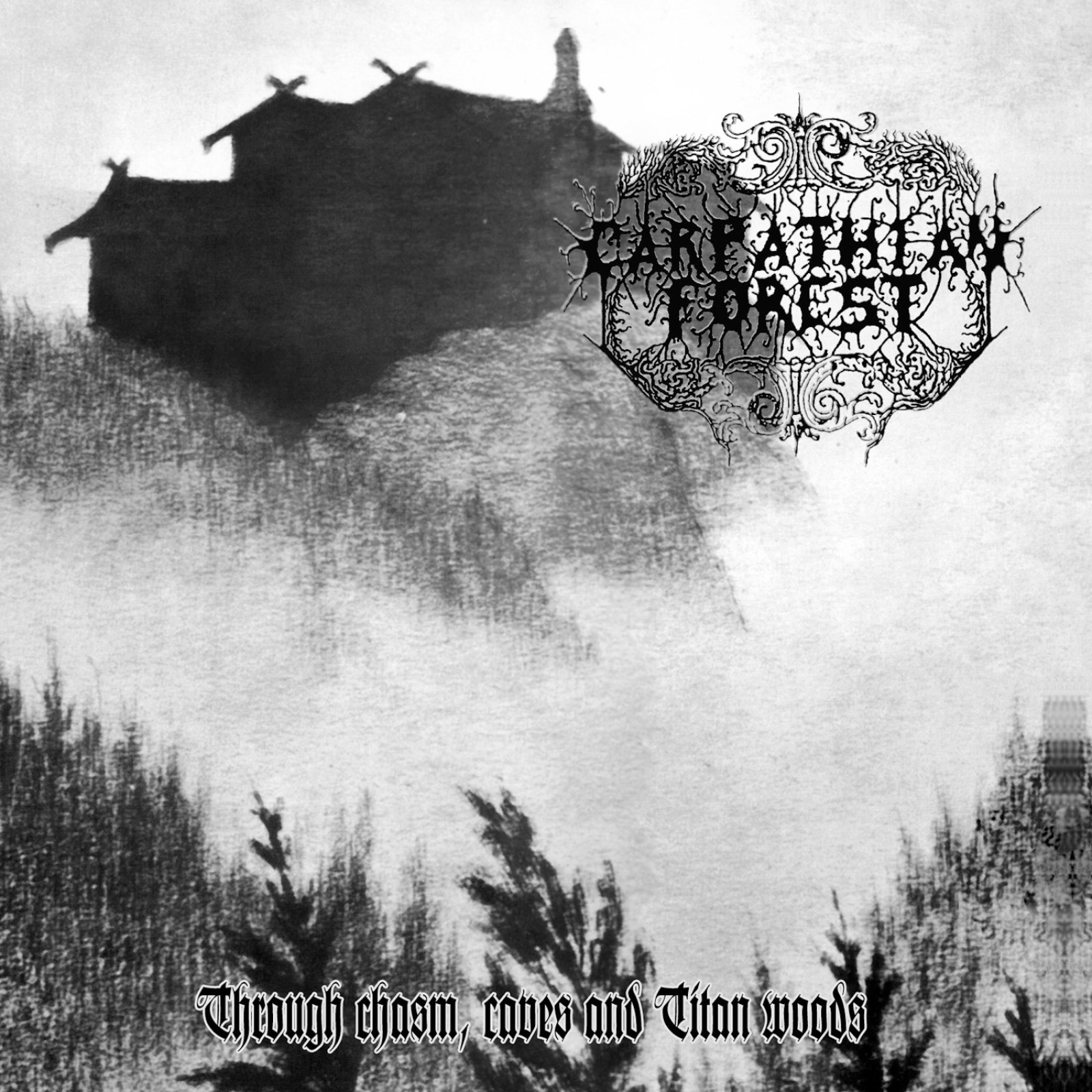Review for Carpathian Forest - Through Chasm, Caves and Titan Woods