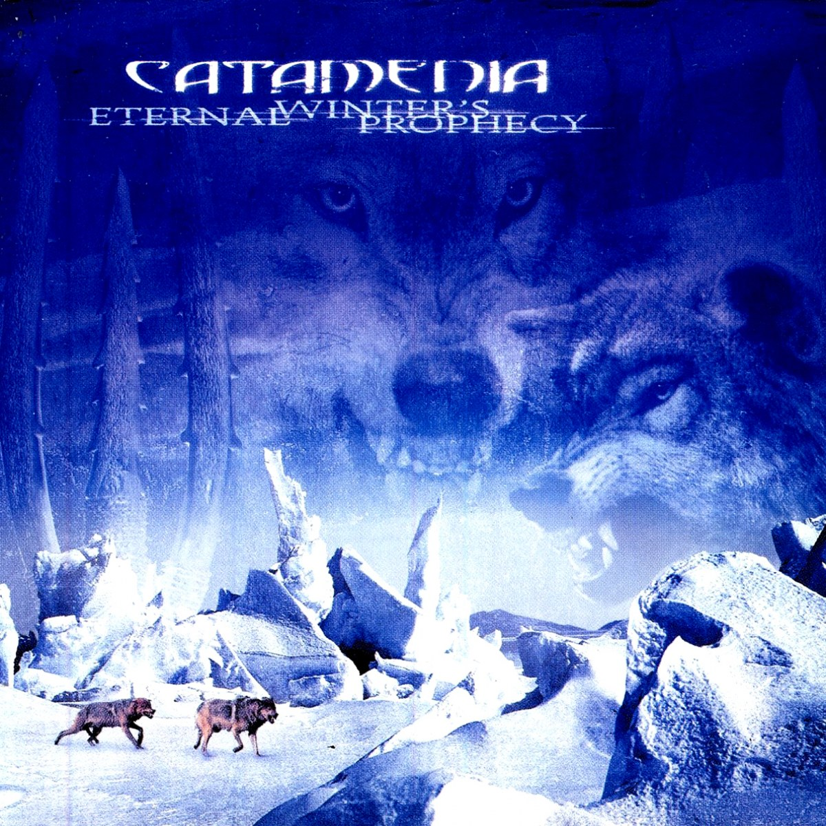 Review for Catamenia - Eternal Winter's Prophecy