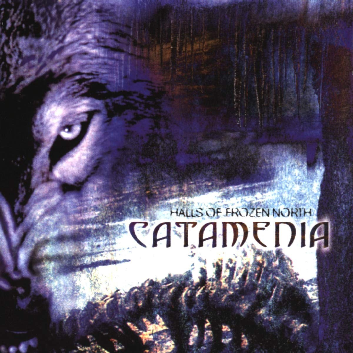 Review for Catamenia - Halls of Frozen North