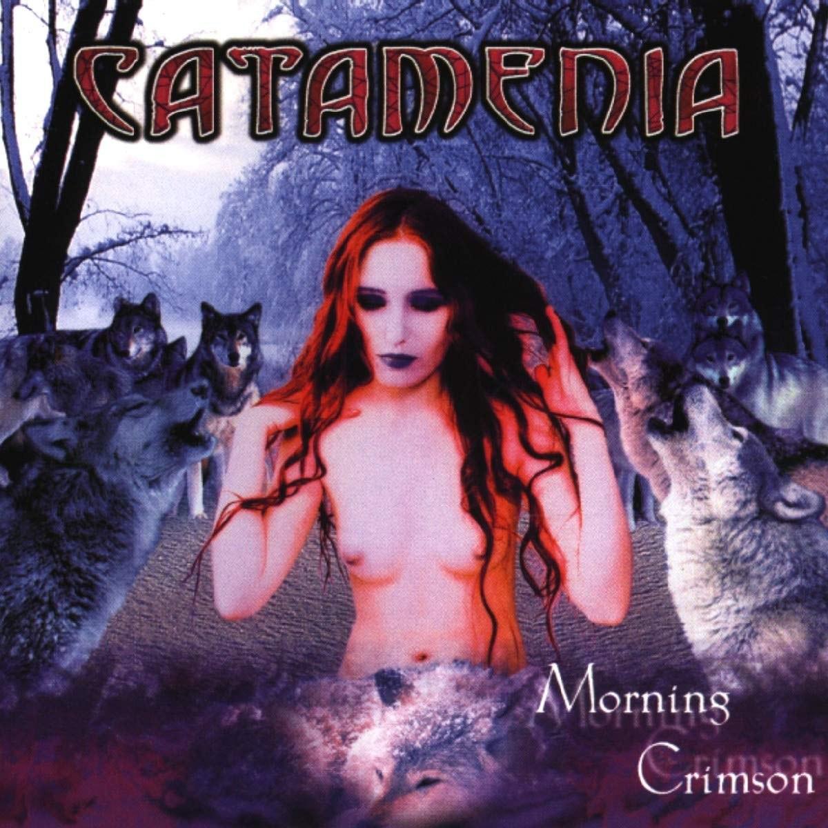 Review for Catamenia - Morning Crimson