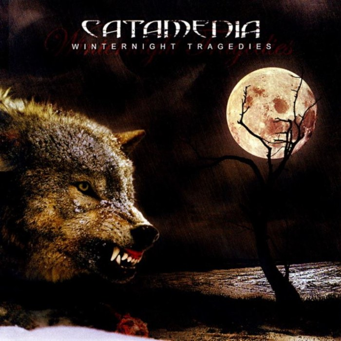 Review for Catamenia - Winternight Tragedies