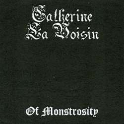 Review for Catherine la Voisin - Of Monstrosity