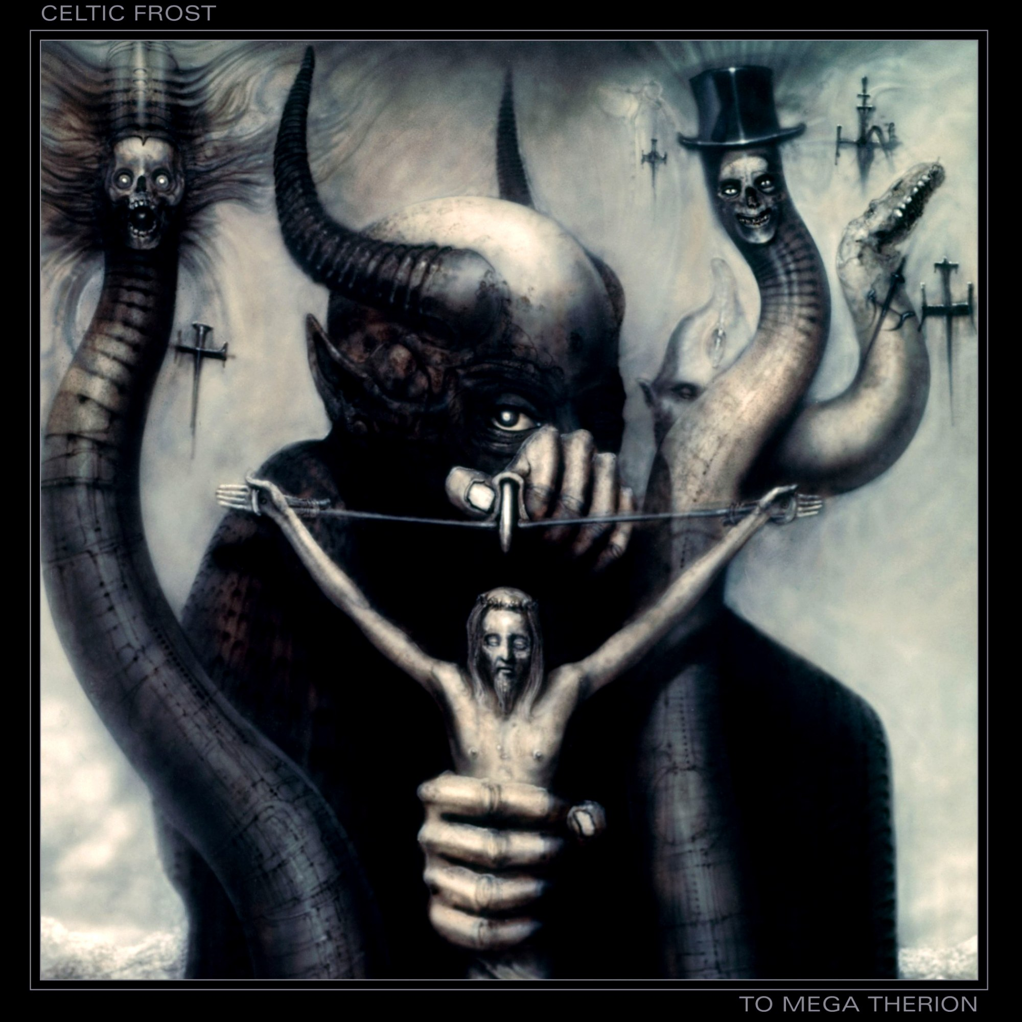 Review for Celtic Frost - To Mega Therion