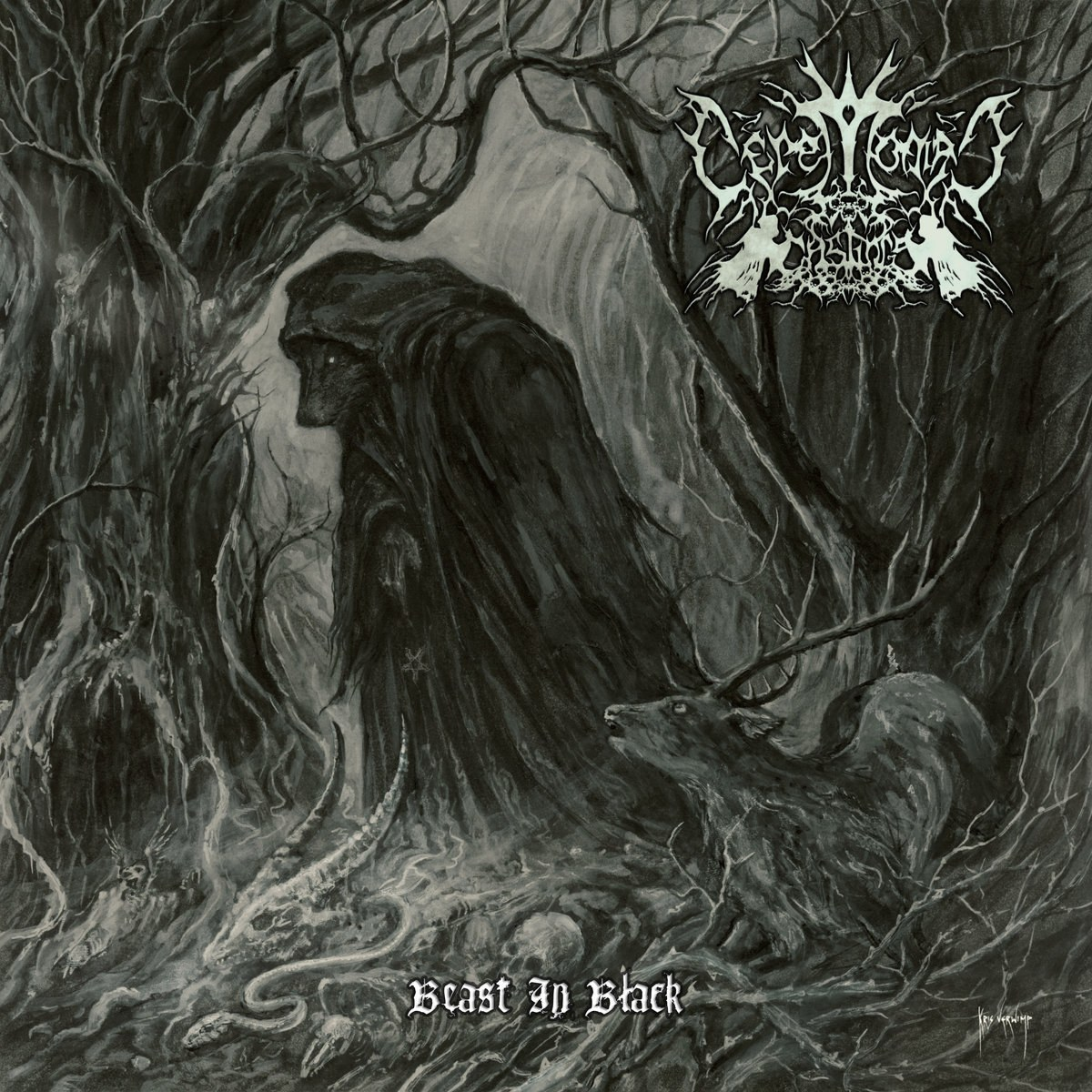Reviews for Ceremonial Castings - Beast in Black