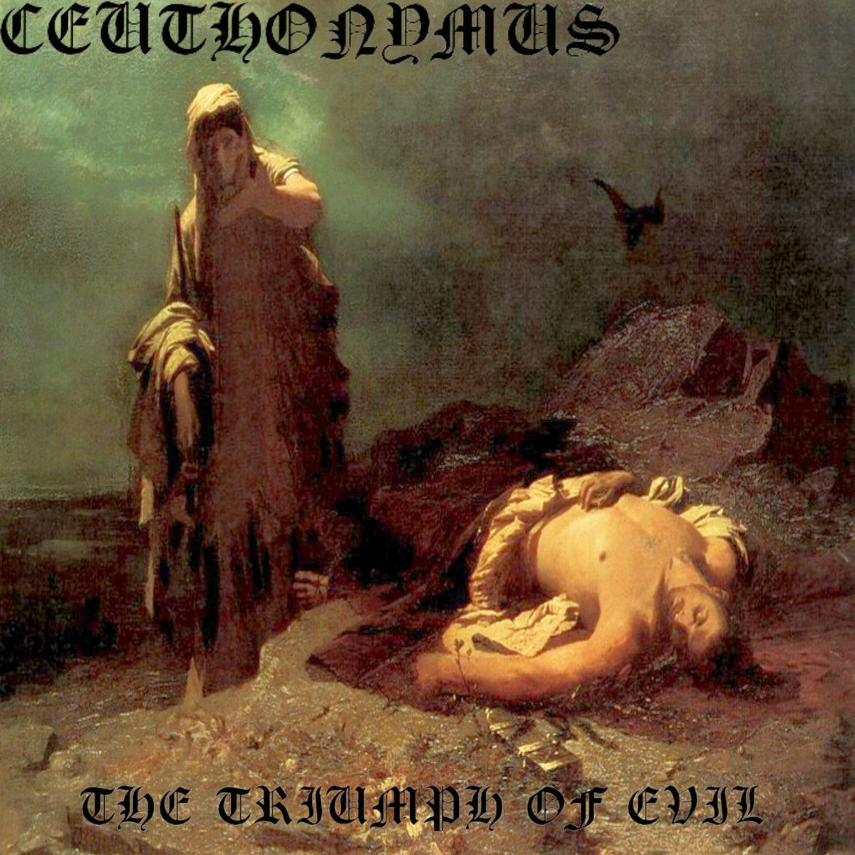 Ceuthonymus - The Triumph of Evil