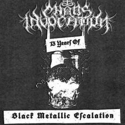 Review for Chaos Invocation - 13 Years of Black Metallic Escalation
