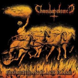 Review for Chaosbaphomet - Promethean Black Flame
